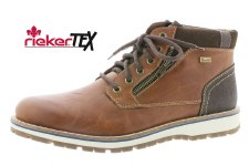 Rieker '38433' Mens Boots (Tan)