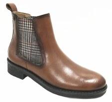 Atrai '3925' Ladies Ankle Boots (Cognac)