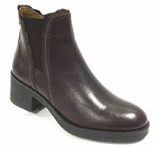 Atrai '4655' Ladies Ankle Boots (Brown)