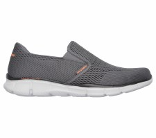 Skechers 'Equalizer - Double Play' Mens Shoes (Grey)