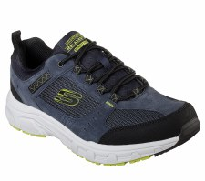 Skechers 'Relaxed Fit: Oak Canyon' Mens Shoes (Navy)