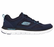 Skechers ' Flex Advantage 2.0' Mens Trainers (Navy)
