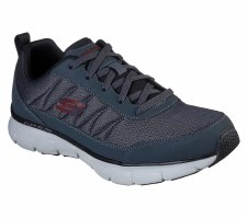 Skechers 'Synergy 3.0' Mens Trainers (Grey)