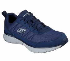 Skechers 'Synergy 3.0' Mens Trainers (Navy)