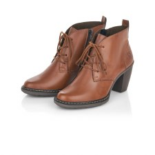 Rieker '55220' Ladies Ankle Boots (Tan)