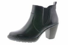 Rieker '55284' Ladies Ankle Boots (Black)