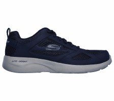 Skechers 'Dynamight 2.0 - Fallford' Mens Trainers (Navy)