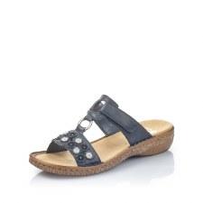 Rieker '62828' Ladies Sandals (Jeans)