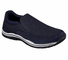 Skechers 'Expected - Gomel' Mens Shoes (Navy)