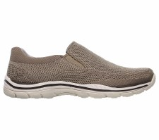 Skechers 'Expected - Gomel' Mens Shoes (Taupe)
