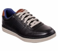 Skechers 'Heston - Avano' Mens Shoes (Black)