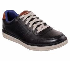 Skechers 'Heston - Avano' Mens Shoes (Black)