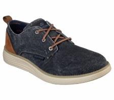 Skechers 'Status 2.0 - Pexton' Mens Shoes (Navy)