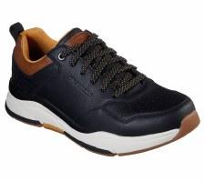 Skechers 'Benago - Treno' Mens Shoes (Black)
