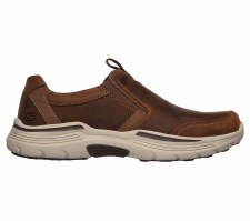 Skechers 'Expended - Morgo' Mens Shoes (Brown)