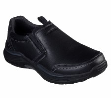 Skechers 'Expended - Morgo' Mens Shoes (Black)