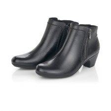 Rieker '70551' Ladies Ankle Boots (Black)