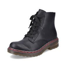 Rieker '76240' Ladies Ankle Boots (Black)