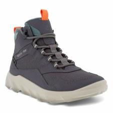 Ecco '820223' Ladies Ankle Boots (Grey)