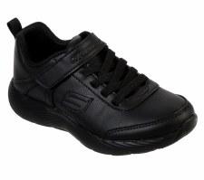 Skechers 'Dyna-Lite School Sprints' Sport Shoes (Black)