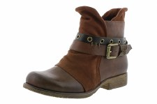 Rieker '90268' Ladies Ankle Boots (Brown)