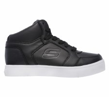 Skechers 'S Lights: Energy Lights' Boys Shoes (Black)