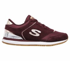 Skechers 'Sunlite - Revival' Ladies Sport Shoes (Burgundy)