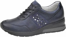 Waldlaufer '939004' Ladies Shoes (Navy)