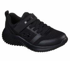 Skechers 'Bounder - Zallow' Boys Trainers (Black)