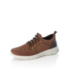 Rieker 'B7588' Mens Shoes (Tan/Brown)