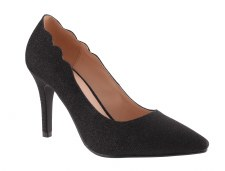 Barino '334' Ladies Heels (Black)