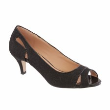 Barino '374' Ladies Heels (Black)