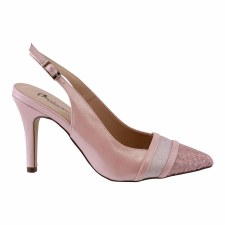 Barino '410' Ladies Heels (Pink)