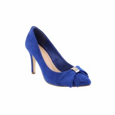 Barino '466' Ladies Heels (Blue)