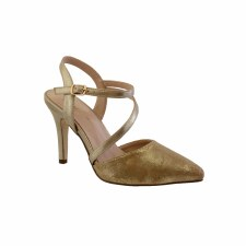 Barino '468' Ladies Heels (Gold)