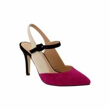 Barino '482' Ladies Heels (Fuchsia)