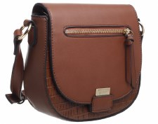 Bessie London 'BL3917' Ladies Handbag (Tan)