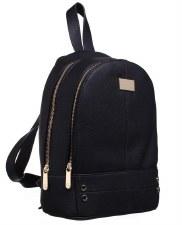 Bessie London 'BL3971' Ladies Handbag (Black)