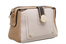 Bessie London 'BL4254' Ladies Handbag (Beige)