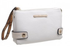 Bessie London 'BP1259' Ladies Purse (White)