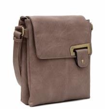 Bessie London 'BW2554' Ladies Handbag (Khaki)