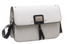 Bessie London 'BW4279' Ladies Handbag (White)