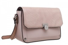 Bessie London 'BW4283' Ladies Handbag (Pink)
