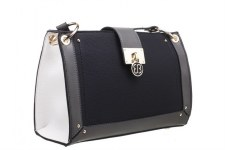 Bessie London 'BW4298' Ladies Handbag (Black)