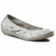 Caprice '22142' Ladies Shoes (Silver)