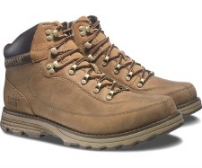 Caterpillar 'Highbury' Mens Boots (Desert)