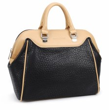 David Jones 'CM0229' Ladies Handbag (Black)