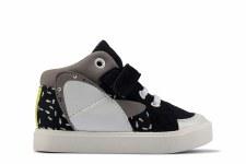 Clarks 'City Pop Toddler' Boys Shoes (Navy Combi)