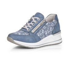Remonte by Rieker 'D3203' Ladies Shoes (Blue/White)