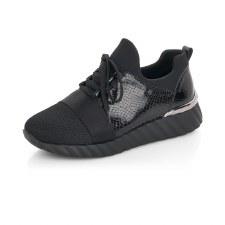 Remonte by Rieker 'D5905' Ladies Shoes (Black)